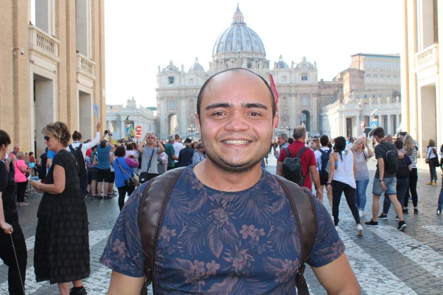 Daniel Lima vive experiência como 'delegado fraterno'