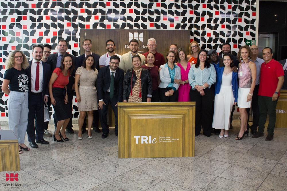 Grande final do TRI-e 2019 lotou auditório da Dom Helder em Belo Horizonte.
