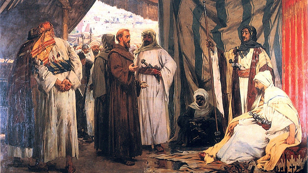 Francisco de Assis permanece um testemunho valioso para nossos tempos.