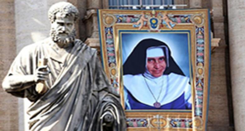 Irmã Dulce enxergava nos pobres o rosto sofredor de Jesus. (Reprodução/ Franco Origlia/ Jovens Conectados)