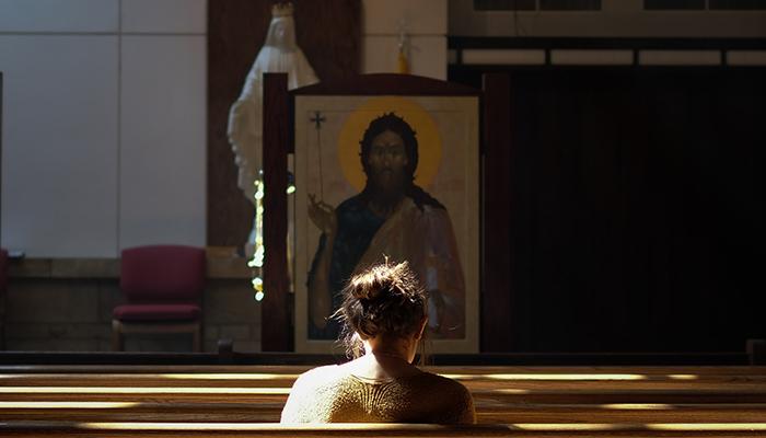 A santidade se apresenta como uma peregrinação à qual o novo povo de Deus é chamado a fazer
