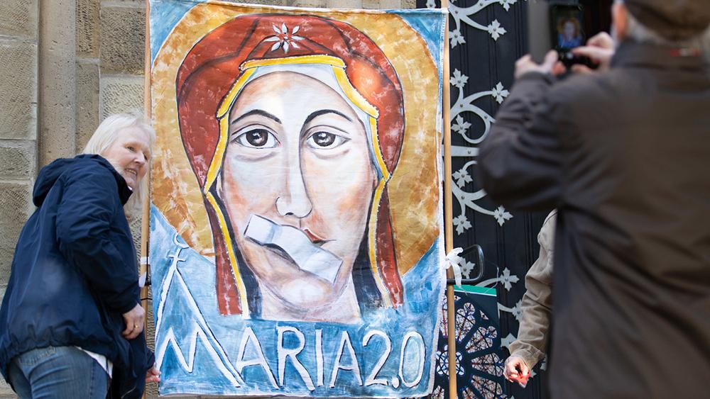 Mulheres católicas na Alemanha exigem direitos iguais com a campanha Maria 2.0