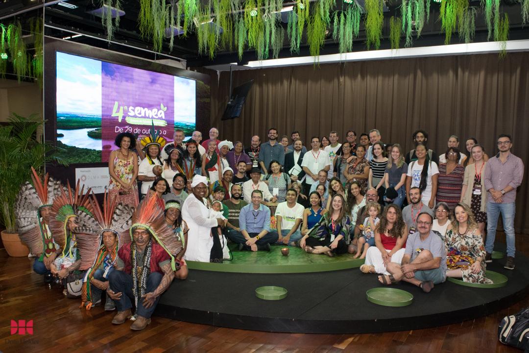 Homenagens na Dom Helder marcaram o encerramento da 4ª Semana de Estudos Amazônicos (Semea)