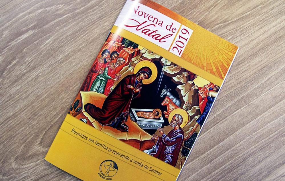 """Novena tem como tema """"Reunidos em família preparando a vinda do Senhor"""""""
