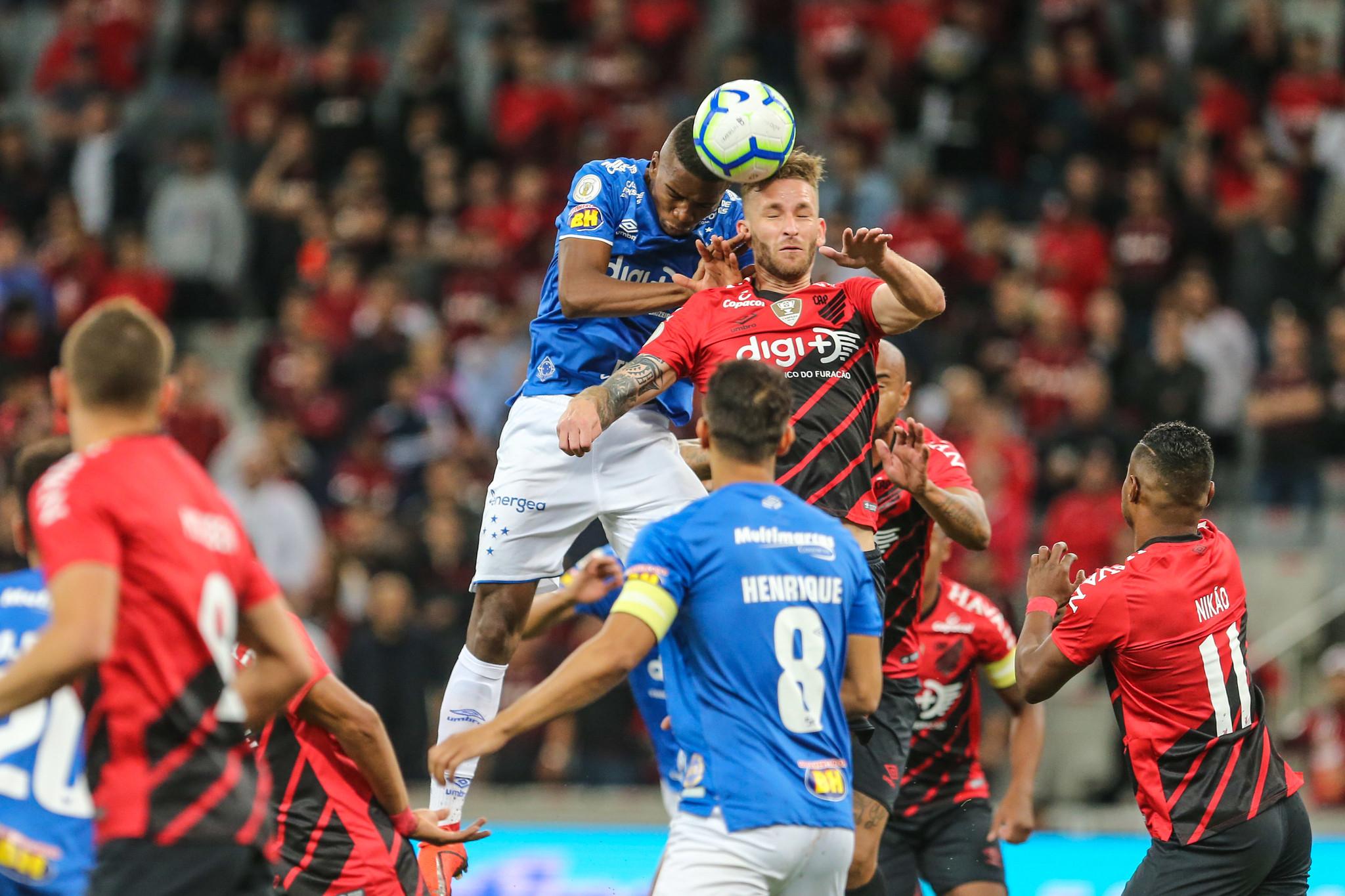 O empate acabou sendo um bom resultado para o Cruzeiro