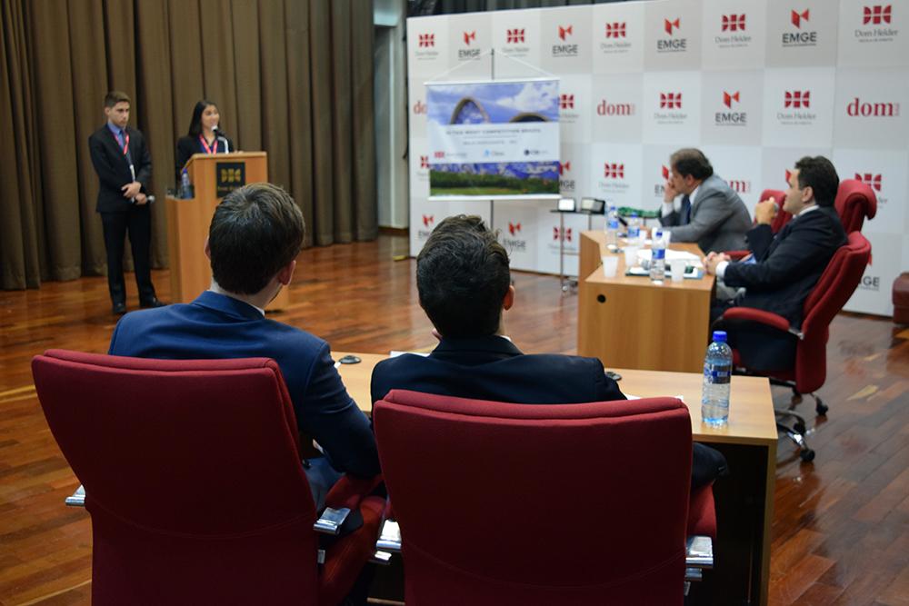 III Tax Moot Competition: rodadas semifinais e finais
