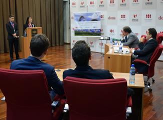 III Tax Moot Competition: rodadas semifinais e finais (Patrícia Azevedo/Dom Total)