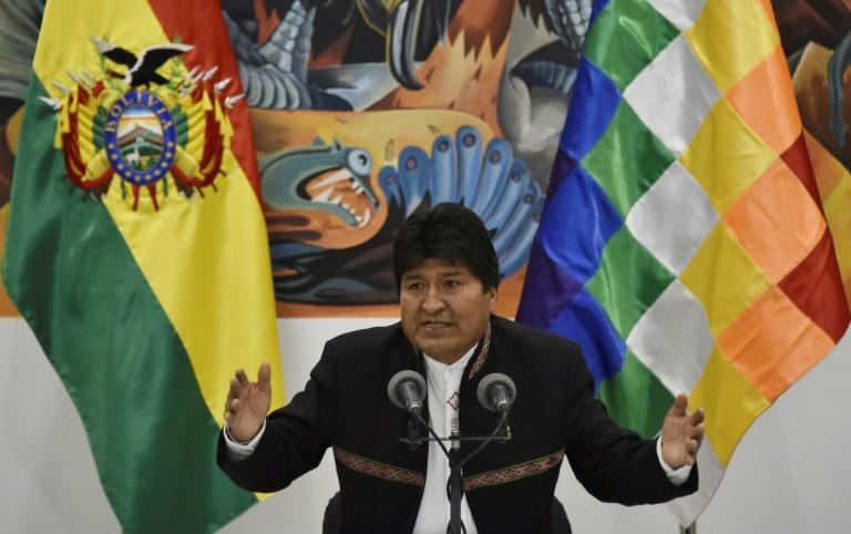 Morales era um dos últimos representantes da