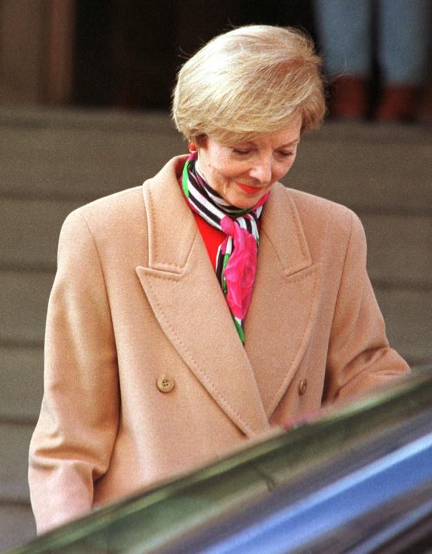 Isabel Perón está com 88 anos e mora em Madri