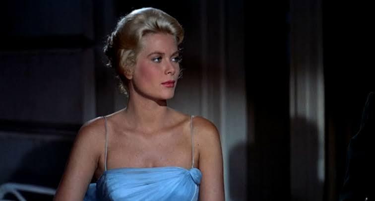 Grace Kelly estrelou 'Ladrão de casa' de outro mito, Alfred Hitchcock