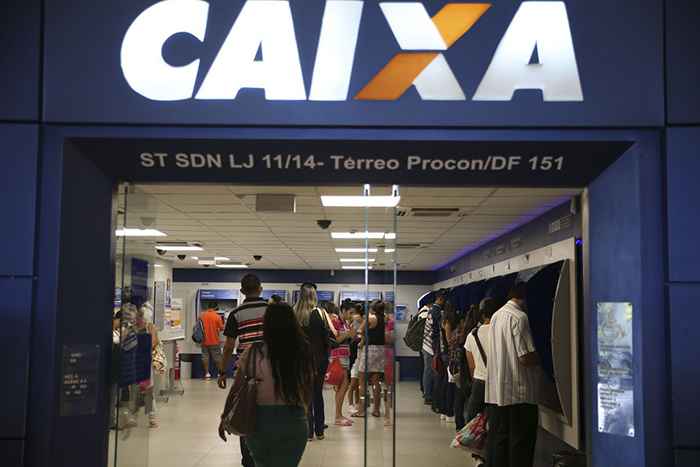 A Caixa pretende vender no mercado parte do crédito imobiliário gerado dentro do banco