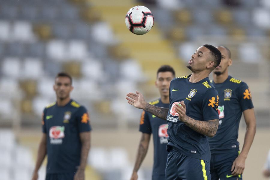 Brasil vai tentar encerrar um jejum de vitórias após a conquista do título da Copa América, em julho