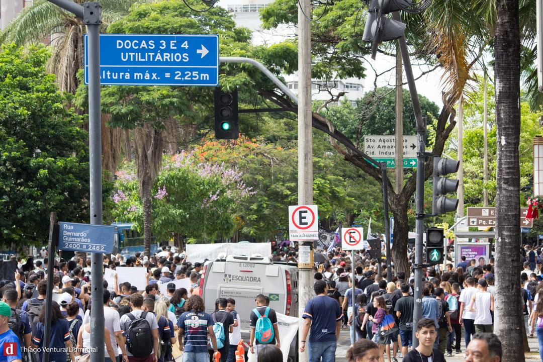 Caminhada EcoDom 2019 para Belo Horizonte e levou mensagem de preservação ambiental