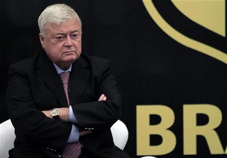 Fifa anuncia banimento perpétuo de Ricardo Teixeira do