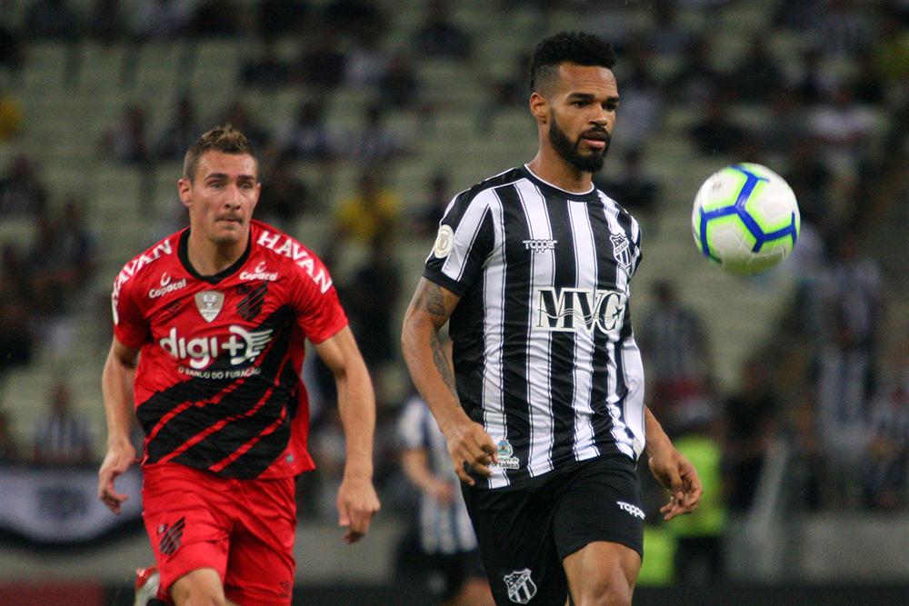 O empate no Castelão complicou a vida do Ceará na luta contra o rebaixamento