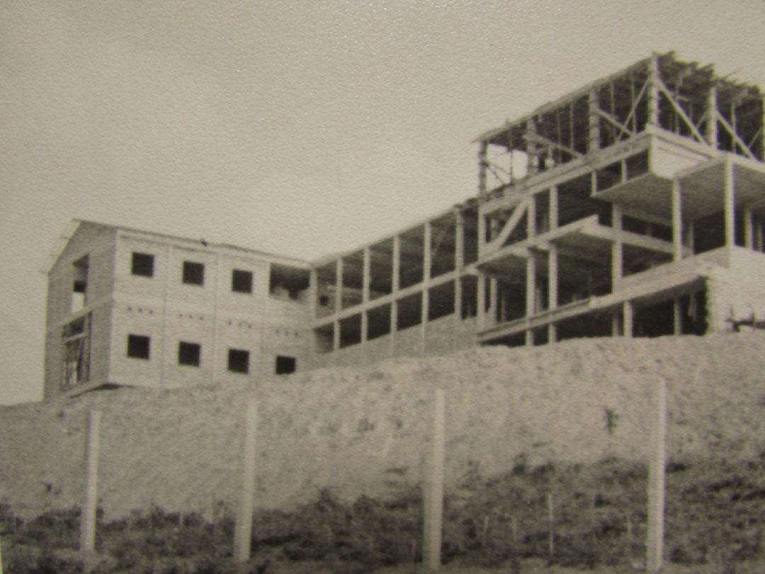 Construção se estendeu por 50 anos