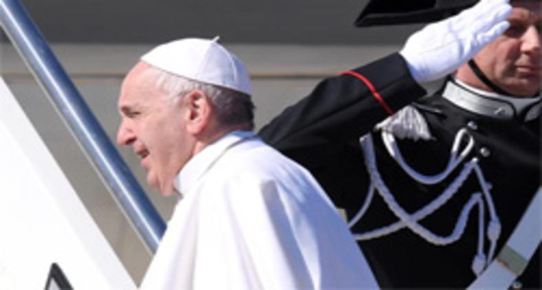 Papa Francisco já visitou 47 países até agora. No ano que vem, é provável que mais 5 entrarão para a lista (REUTERS/Alberto Lingria)