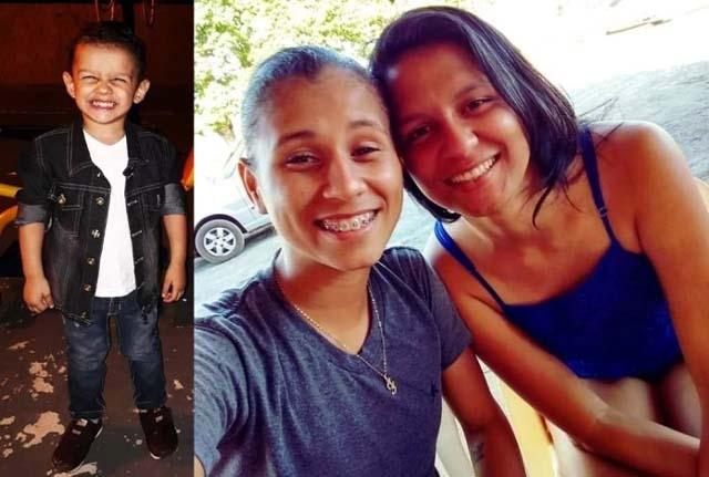 Davi Gustavo Marques de Souza – morreu após espancamentos perpetrados pela mãe, Luana Marques Fernandes, de 25 anos, e pela companheira dela, Fabíola Pinheiro Bacelar, 22 anos.