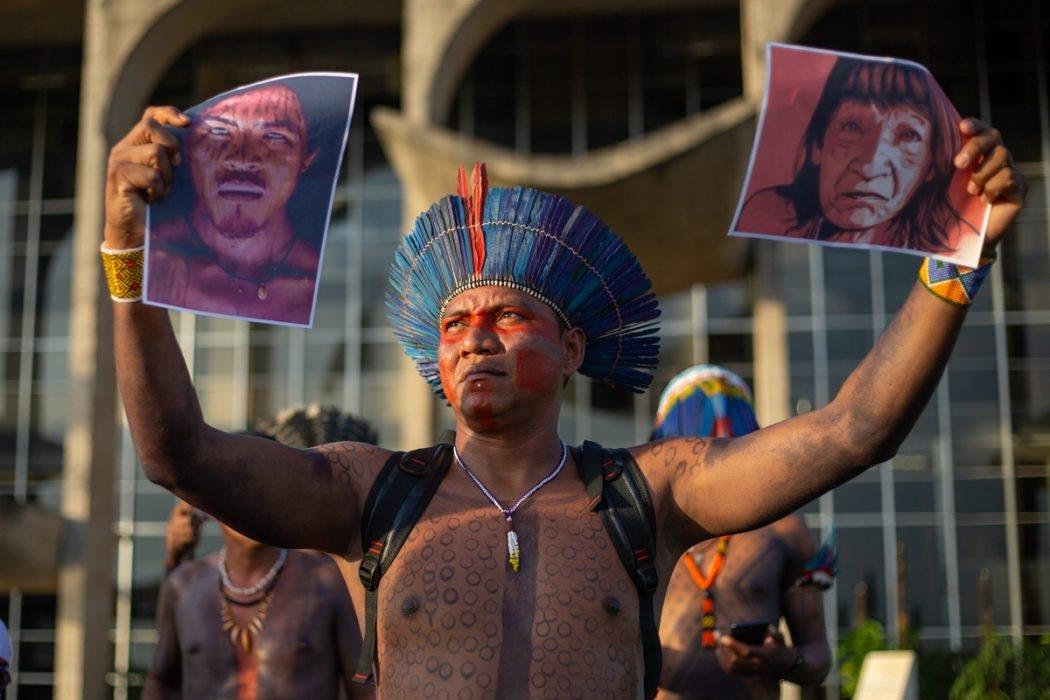 Indigenistas Associados (INA) denuncia em nota portarias que impedem servidores de cumprir agendas nas aldeias