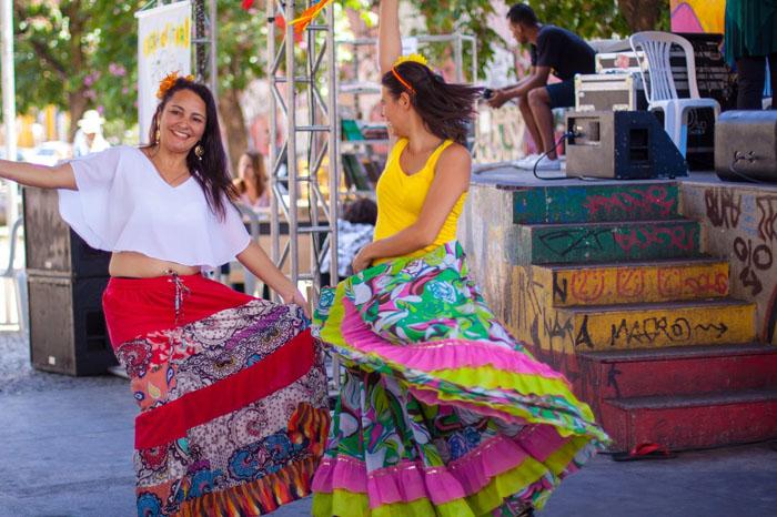 Evento reúne dança, shows, teatro e exposições