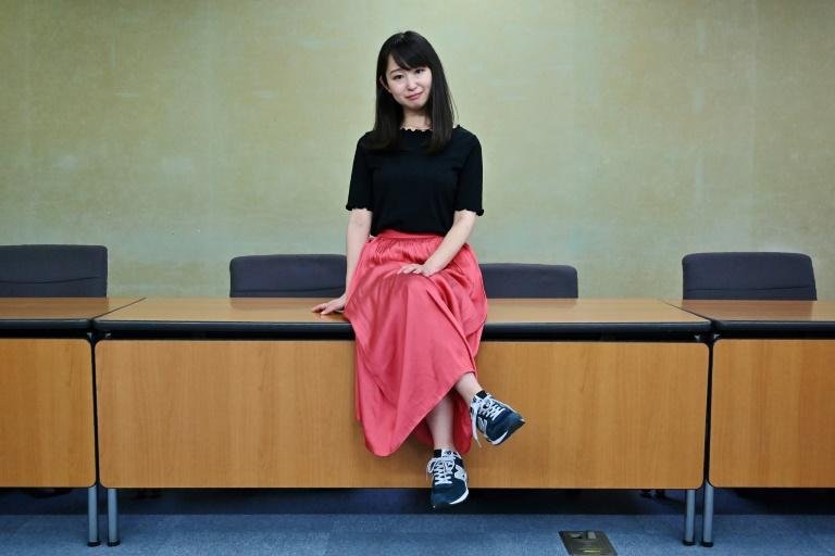 Criadora da petição, Yumi Ishikawa é porta voz contra o assédio