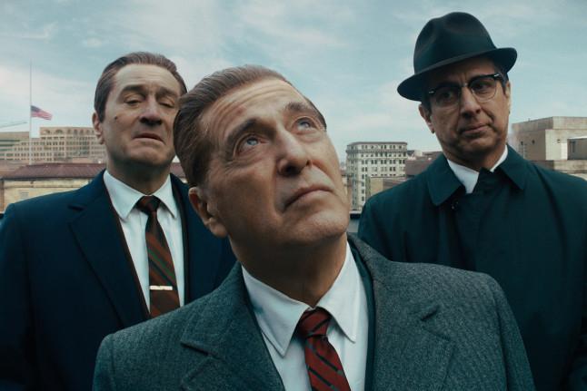 'O irlandês' vem se juntar a 'Os bons companheiros' e 'Cassino' para formar não uma trilogia, mas um tríptico