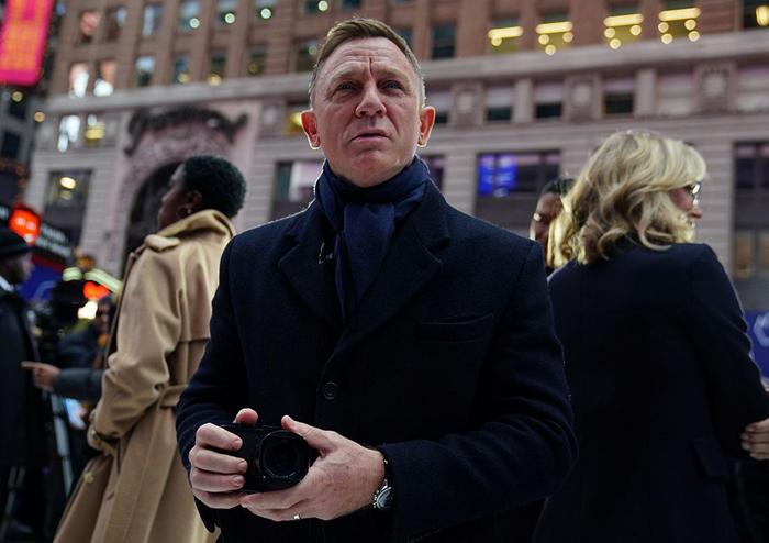 Craig interpreta Bond desde sua primeira aparição no papel em 'Casino royale', em 2006