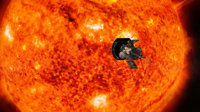 Cientistas ficaram surpresos com o que descobriram sobre a aceleração do vento solar, o fluxo externo de prótons, elétrons e outras partículas que emanam do Sol