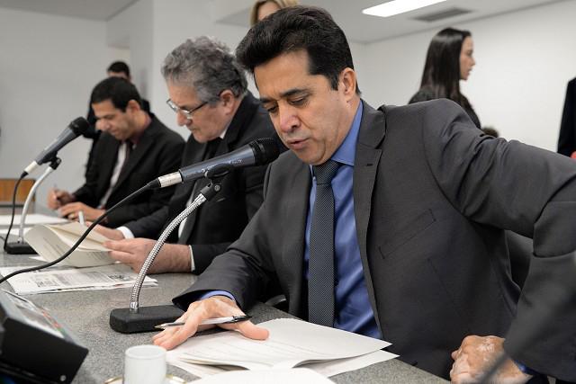 Proposta do deputado Sargento Rodrigues teve apoio de 53 parlamentares