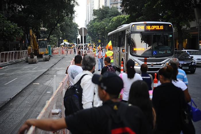 Pagamentos eram destinados a fazer magistrados tomarem decisões que beneficiassem as empresas em ações sobre licitações do transporte público carioca