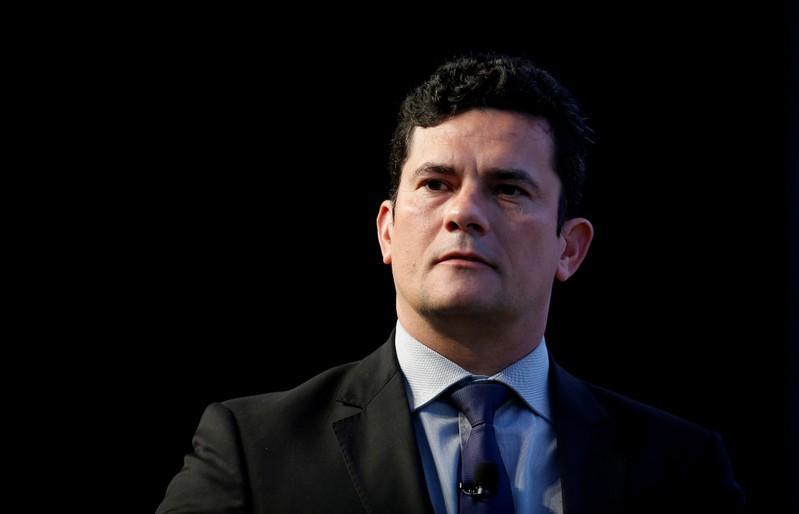 Sérgio Moro coordena o Ministério da Justiça e Segurança Pública