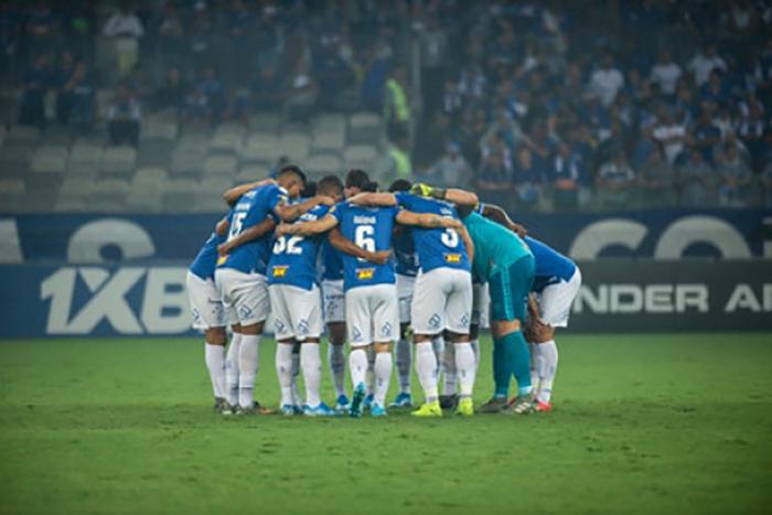 A partida contra o Palmeiras acontece neste domingo, às 16h, no Mineirão