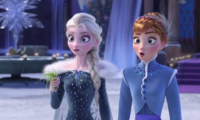 'Frozen 2' lidera bilheterias há três semanas