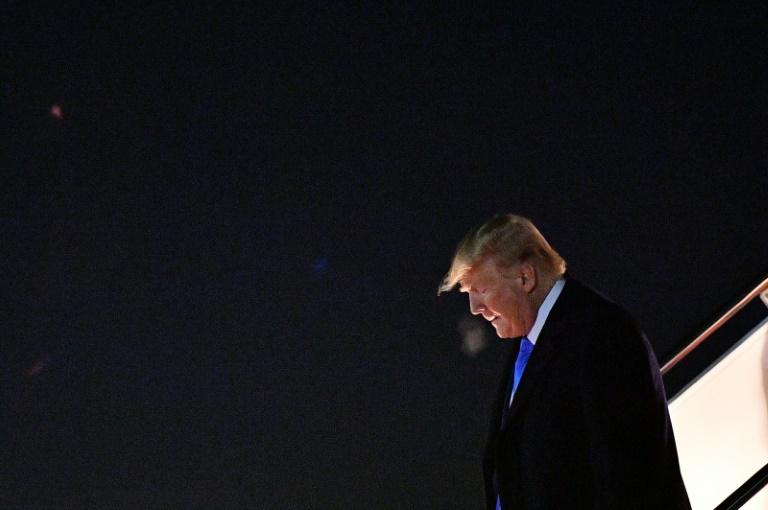 Presidente dos EUA, Donald Trump corre risco de sofrer processo de impeachment
