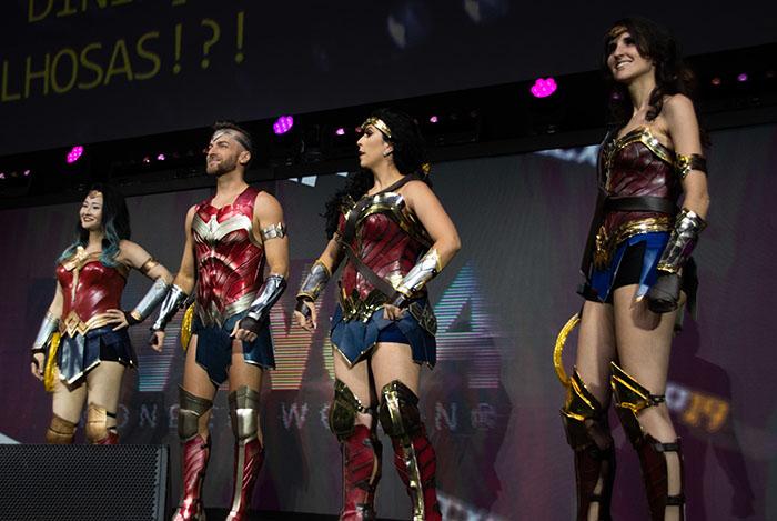 O maior evento geek da america latina aconteceu esta semana na São Paulo Expo, localizado na zona sul de São Paulo