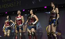 O maior evento geek da america latina aconteceu esta semana na São Paulo Expo, localizado na zona sul de São Paulo (ANDRÉ MOREIRA/FOTOARENA/ESTADÃO CONTEÚDO)