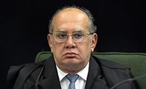 Na ação movida na última semana, o procurador da República aponta entrevistas e manifestações de Gilmar Mendes em que ele teria o ofendido (Nelson Jr./SCO/STF)