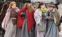 O filme de abertura é 'Adoráveis Mulheres', de Louisa May Alcott, 'Mulherzinhas' (Sony Pictures/Divulgação)