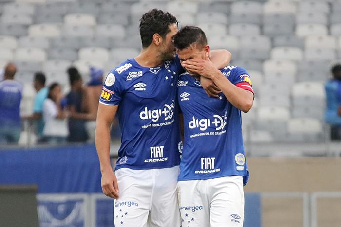 Neste domingo, no Mineirão, o Cruzeiro selou seu primeiro rebaixamento para a Série B em partida contra o Palmeiras