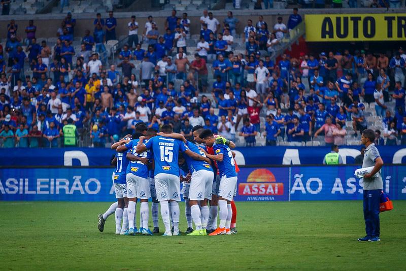 Pouco jogadores do Cruzeiro devem permanecer para 2020