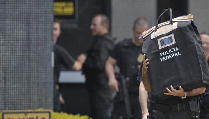Agentes cumprem 47 mandados de busca e apreensão expedidos pela 13ª Vara Federal de Curitiba