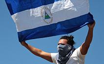 Manifestações anti-governamentais (AFP)