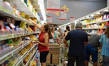 O preços dos alimentos e de moradia ditaram o tom da inflação mais elevadas para os mais pobres (Tânia Rêgo/Agência Brasil)