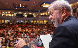 'Pirotecnia de procuradores viciados em holofotes ', disparou ex-presidente (Ricardo Stuckert/Divulgação)