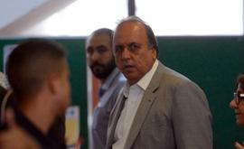 Pezão virou réu na Justiça Federal do Rio de Janeiro por decisão do juiz Marcelo Bretas (Fernando Frazão/Agência Brasil)