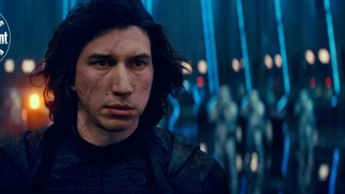 Kylo Ren (Adam Driver) em cena de Star Wars: A Ascensão Skywalker