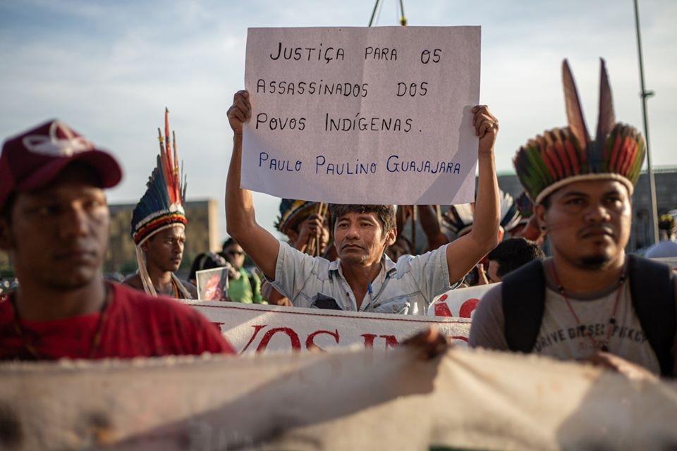 Para dom Walmor, 'é vergonhoso ter que conviver, em pleno século XXI, com perseguições e atentados contra a população indígena em razão da ganância'