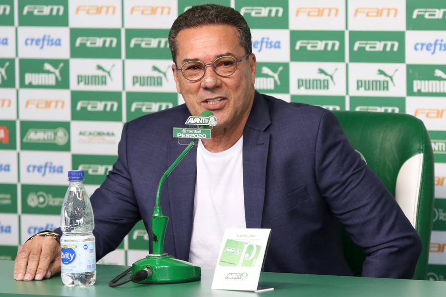 Treinador é aposta do Palmeiras para 2020