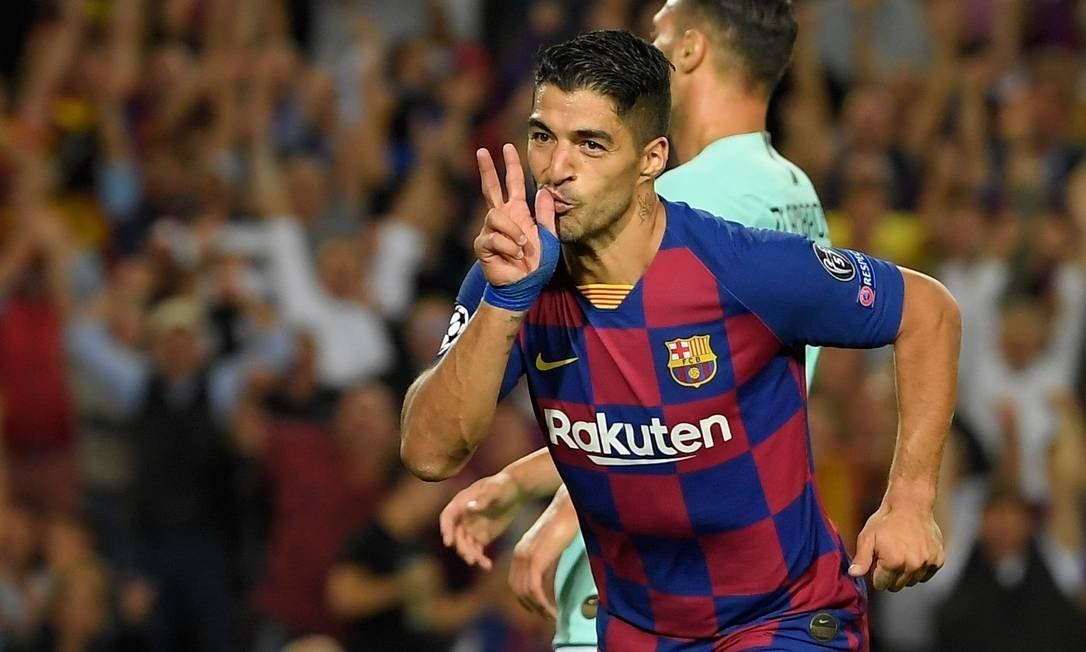 Uruguaio quer continuar brilhando com a camisa do Barça