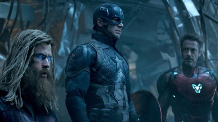 O filme 'Vingadores: Ultimato' lidera a renda de 2019: R$ 332,72 milhões